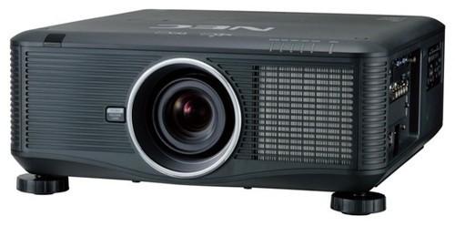 NEC PX550W+双灯可换镜头工程投影机