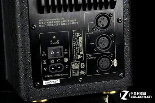 桌面监听级聆听首选 HiVi惠威T200C试听