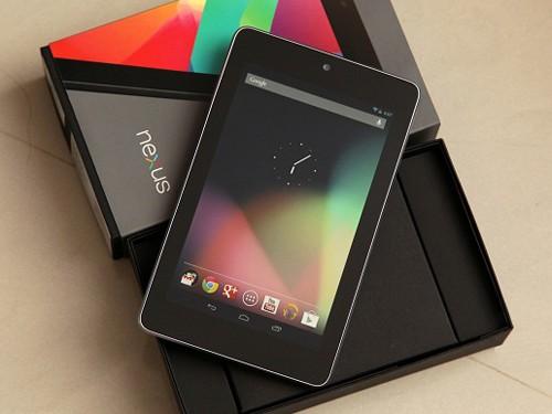 谷歌新Nexus 7问题多 遇多点触控故障