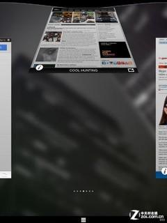 注重手势 Opera推出iPad版浏览器Coast