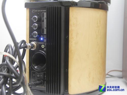 千元HiFi级音箱 HiVi惠威2.0音箱980元