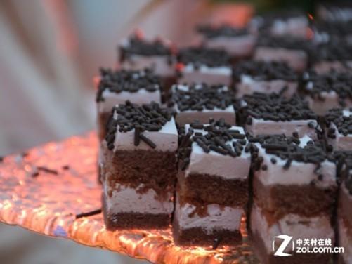 超可爱欧式甜点图片