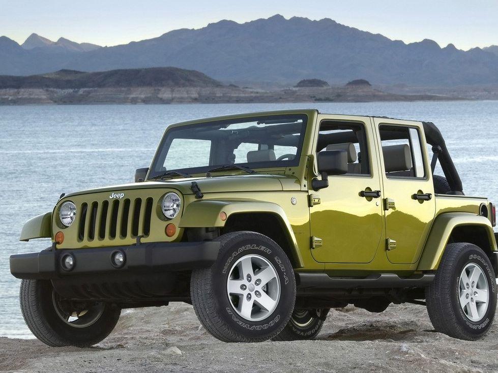 【高清图】 吉普(jeep)牧马人08款 3.8四门版 图2