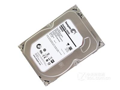 希捷 Desktop 1TB 7200转 8GB混合硬盘(ST1000DX001)