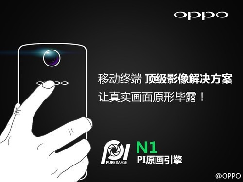 N-Lens camera flagship OPPO N1 Information Summary / conjecture