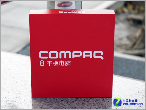 向青春致敬 惠普Compaq 8四核平板评测
