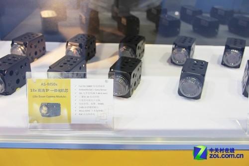 安防产品差异化:3D全景控制高清一体机