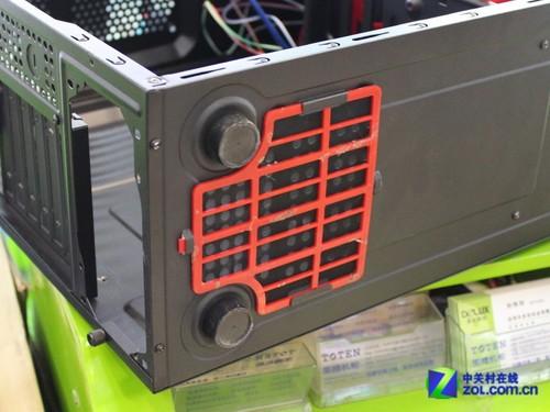 多彩 变形至尊尖兵 DY908 游戏机箱