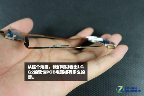 内部设计惊呆小伙伴 LG G2拆机一探究竟