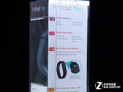 计步器也能火?Fitbit Flex开箱体验