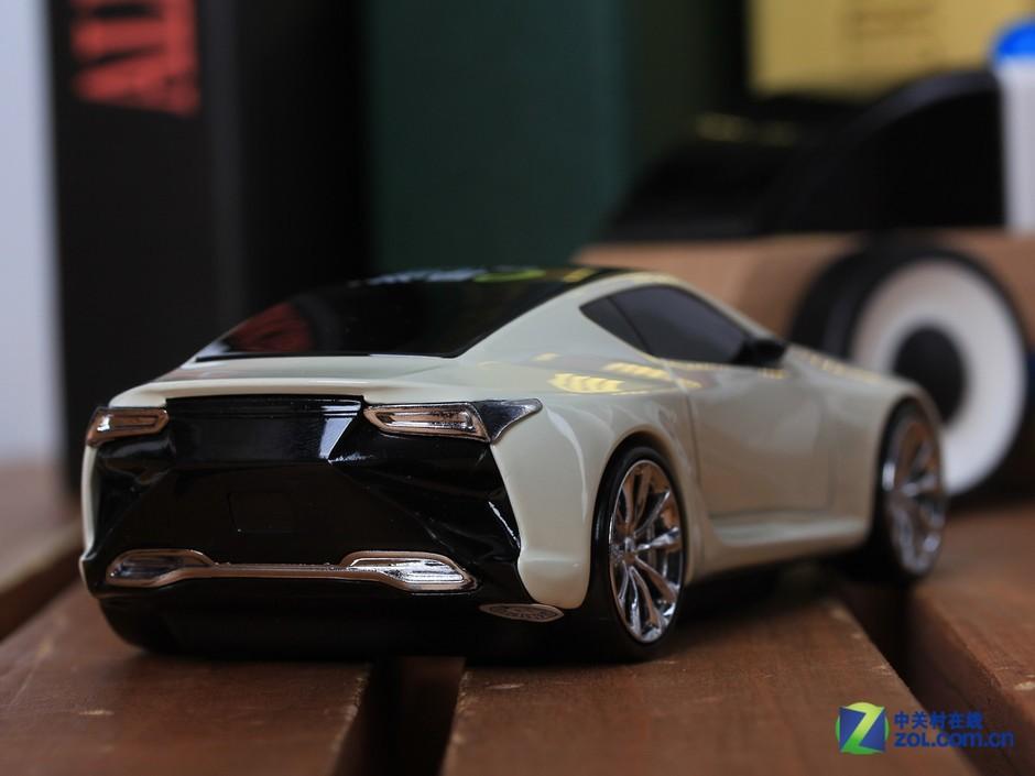 【图】白色金属车模测速