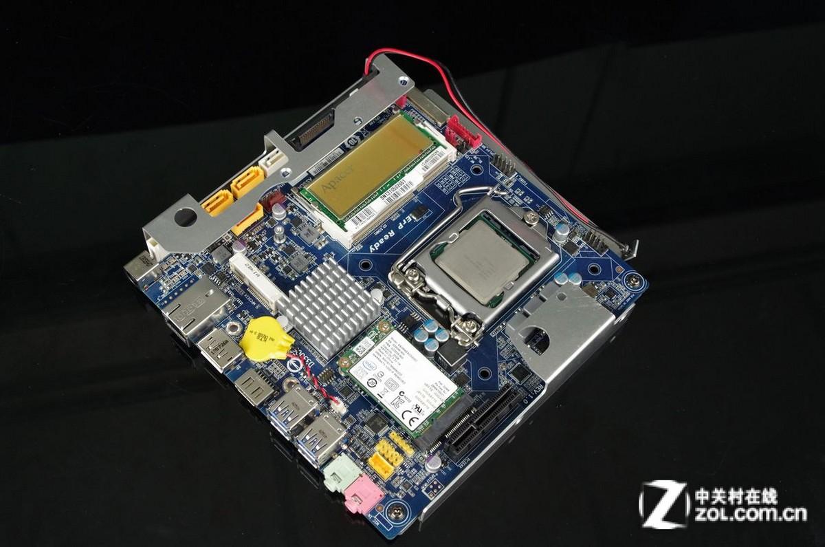【高清图】 自己做苹果电脑 看pc变mac mini诞生记图40