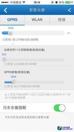 4G时代开启数据服务 你用运营商APP吗?
