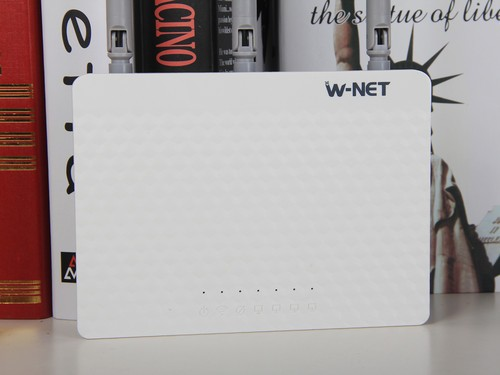 家庭网络伴侣 W-NET U8无线路由器评测