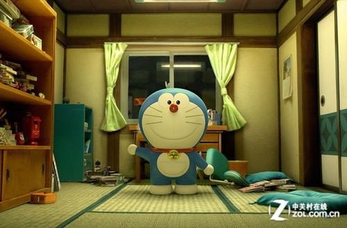哆啦A梦动漫将出3D电影 明年夏季上映图片