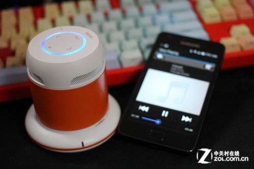 无线读卡+睡眠助理 阿希莫2S音响评测