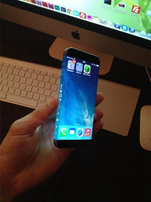 无边框三面屏 iphone 6概念图现身网络