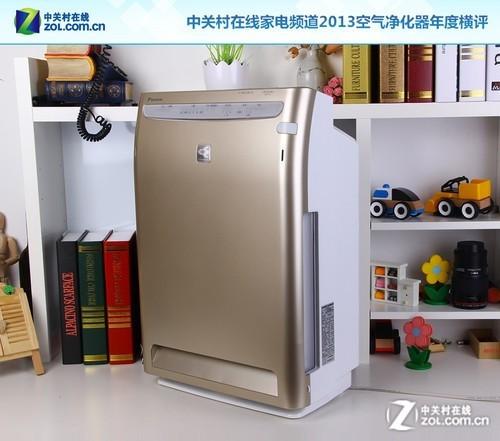 DAIKIN 大金空气清洁器MC70KMV2-N (流光能技术,6层高效过滤,集尘滤网,10年无需购买滤网),2188元包邮
