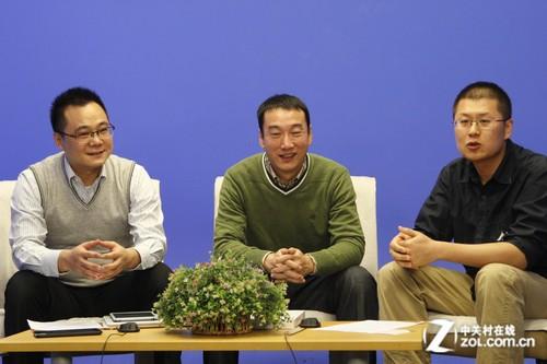 索立信宁晓伟:做随时随地通话的3G平板