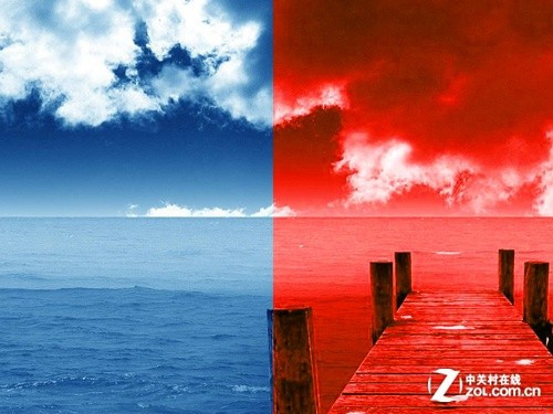红海市场和蓝海市场_红海产品为取现金流_液晶显示器新闻-中关村在线