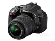 【入门级】尼康 D5300套机(18-55mm VR)