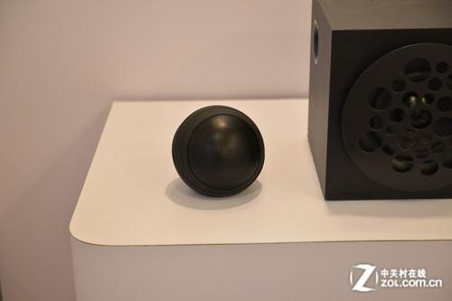 2013广州音响展 HiVi惠威展出旗下S500