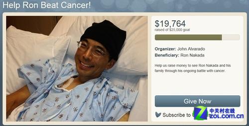 《魔兽世界》工程师患癌 发起募捐活动_软件资讯新闻