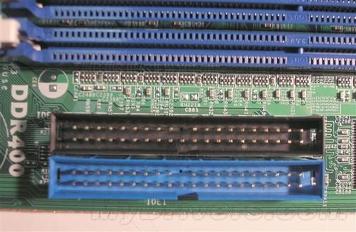 IDE硬盘接口图片