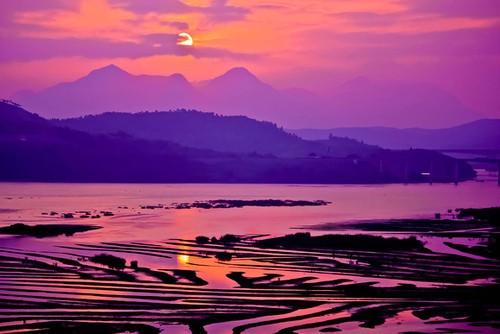 天然美的桂林阳朔风光 高清摄影图赏 原创