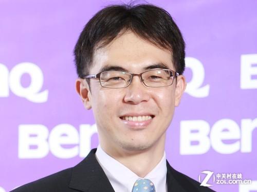 明基电通中国营销总部总经理杨承泰简介