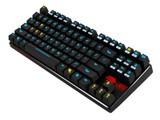 达尔优机械师背光版机械键盘(87键)