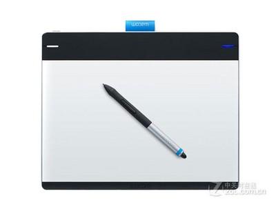 和冠(Wacom) CTH-680/S0-F Intuos PTM 手写板、绘画板、数位板 高端质感银色面板,