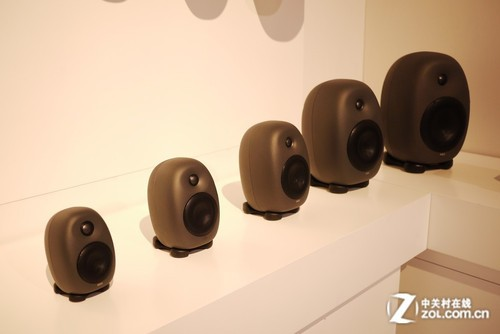 CES2014 HiVi惠威监听X系列音箱参展