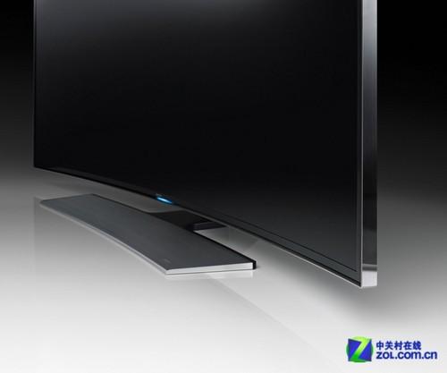 ces2014:三星u9000系列uhd曲面电视!