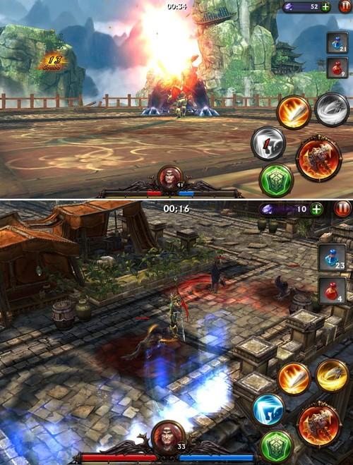 1.13安卓游戏推荐:西方玄幻背景的ARPG