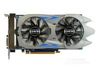 影驰GTX750TI大将2G D5台式机游戏显卡战GTX950 GTX1050 RX470