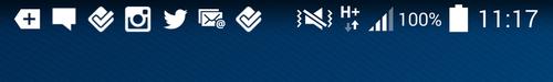 通知栏扁平化 三星全新TouchWiz细节曝光