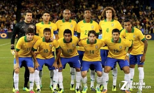 桑巴荣耀!2014巴西世界杯看点(一)