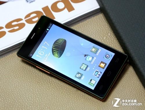 硬朗+长待 HONPhone POWER X6雪豹图赏