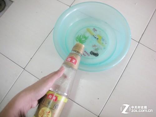 白醋洗头的正确方法