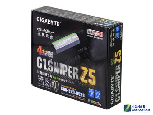 黑绿军团又添一员 赏技嘉G1.SNIPER Z5