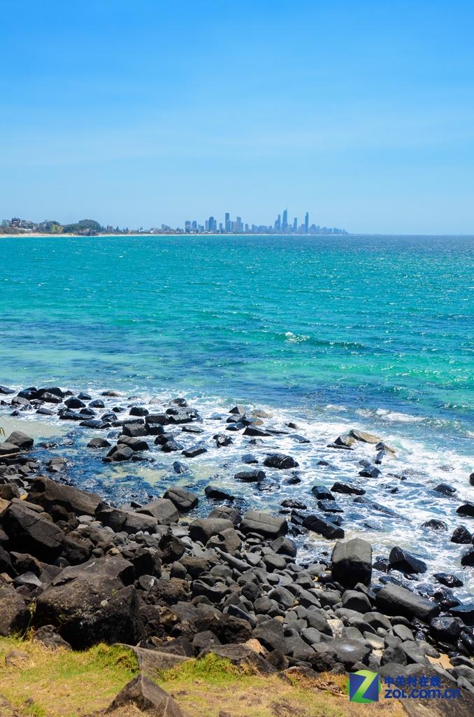 大c游世界 澳大利亚黄金海岸石头海滩
