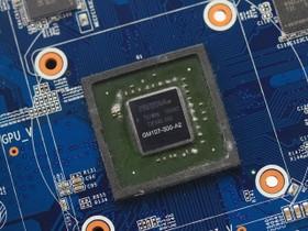影驰GTX750核心