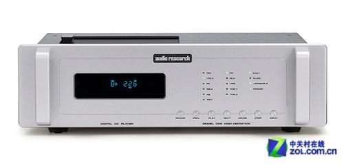 强大的功能支持 Audio Research CD6