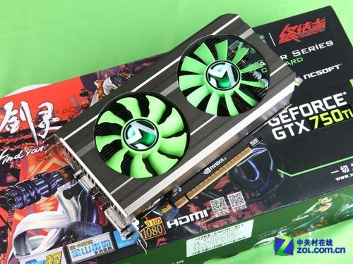非公大板型设计 铭�uGTX750Ti售价1099