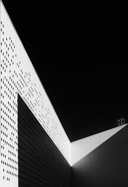 简单黑白建筑 jure kravanja摄影作品赏