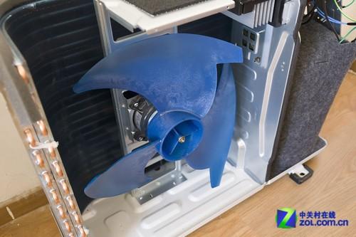 科龙kfr-35gw/efvms3a空调室外机风扇采用了