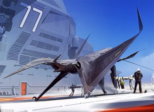 """这些""""怪物""""竟是未来人类飞行器"""