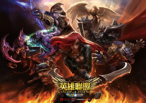 樊玲个人资料游戏图片 英雄联盟官方网站腾讯游戏.在英雄联...
