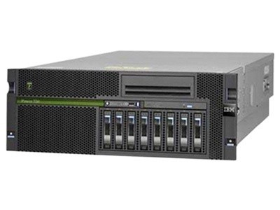 IBM Power 740(8205-E6D/2*8颗CPU/16GB内存)